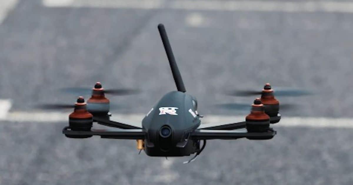 Nissan-creates-GT-R-Drone