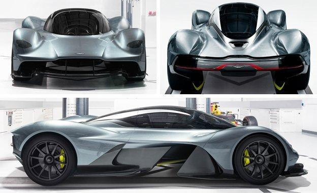 Aston martin valkyrie preço