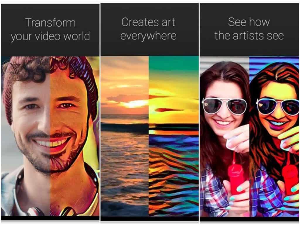 artisto video com fotos