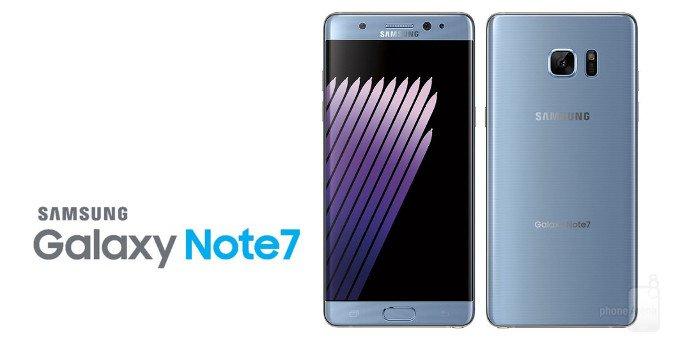 Resultado de imagem para Galaxy Note 7