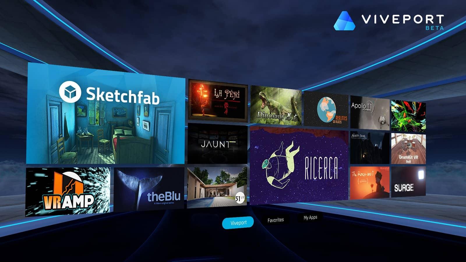 HTC+Viveport