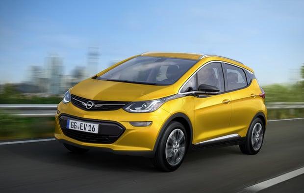Opel irá revelar Ampera-e no Salão Automóvel de Paris