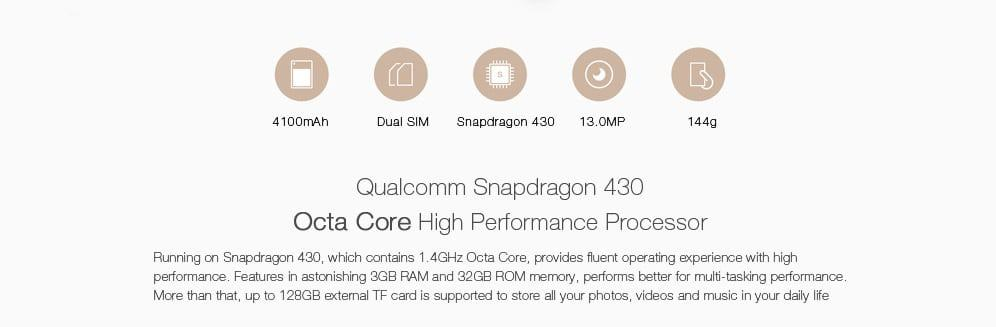 Xiaomi Redmi 3S 3