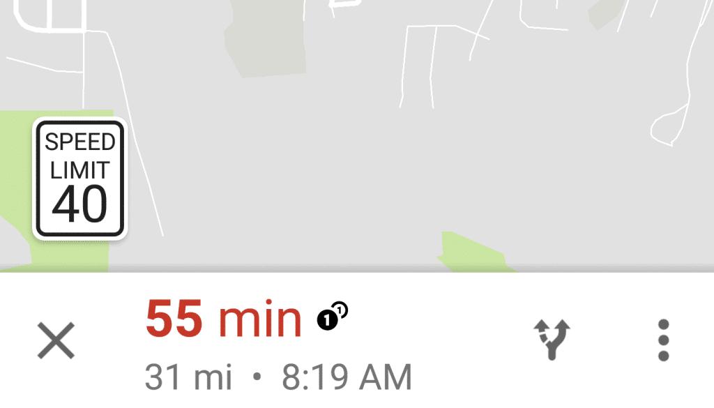 google-maps-limite-de-velocidade