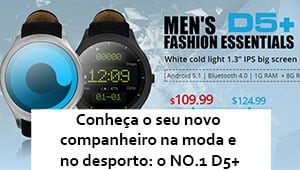 NO-1-D5 smartwatch