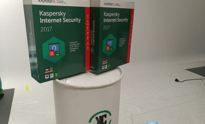 Kaspersky Internet Security 2017 Madrid