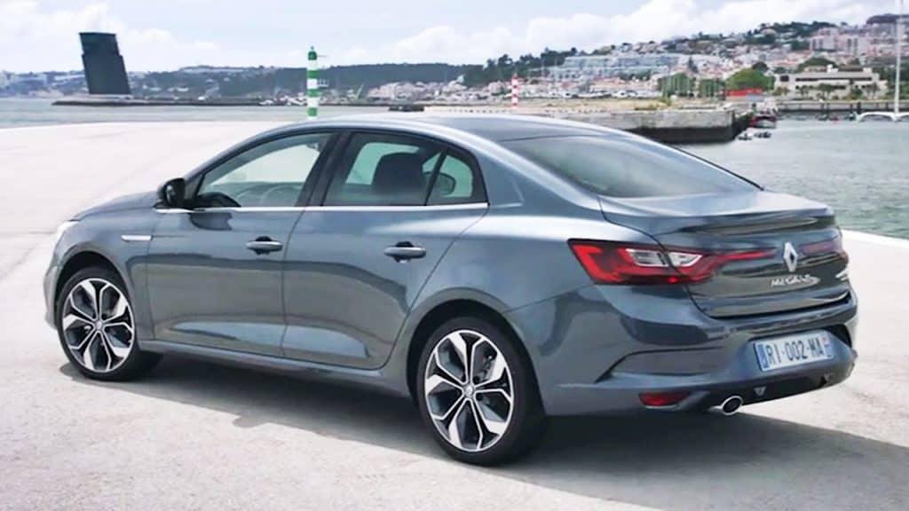 Renault Completa Gama Megane Com Versao Sedan