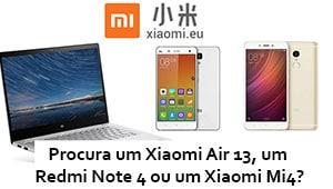 Xiaomi-variados