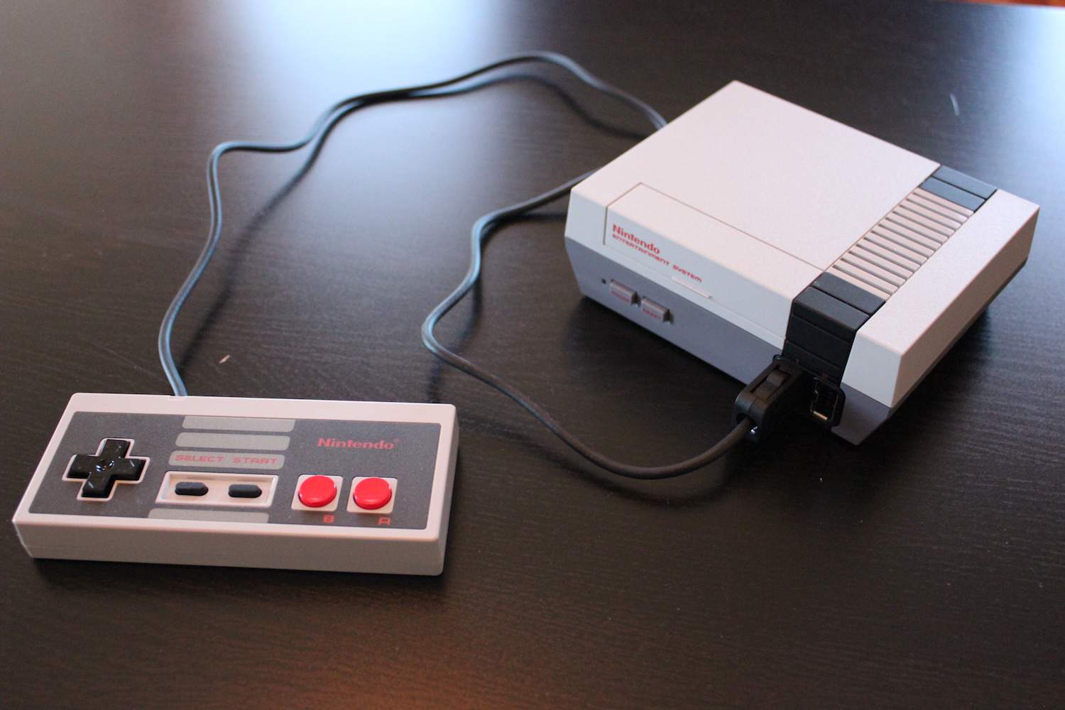 NES Mini mais popular do que a Wii U