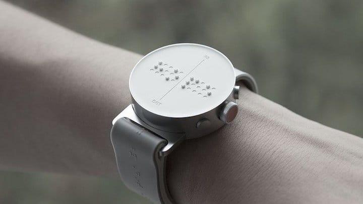 a5a9941a010 Os criadores do Dot criaram um novo relógio. Mas não um qualquer. Trata-se  de um smartwatch que