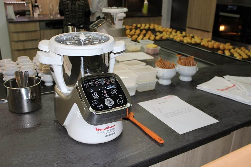 cuisine companion robot de cozinha da moulinex maistecnologia tudo sobre tecnologia. Black Bedroom Furniture Sets. Home Design Ideas