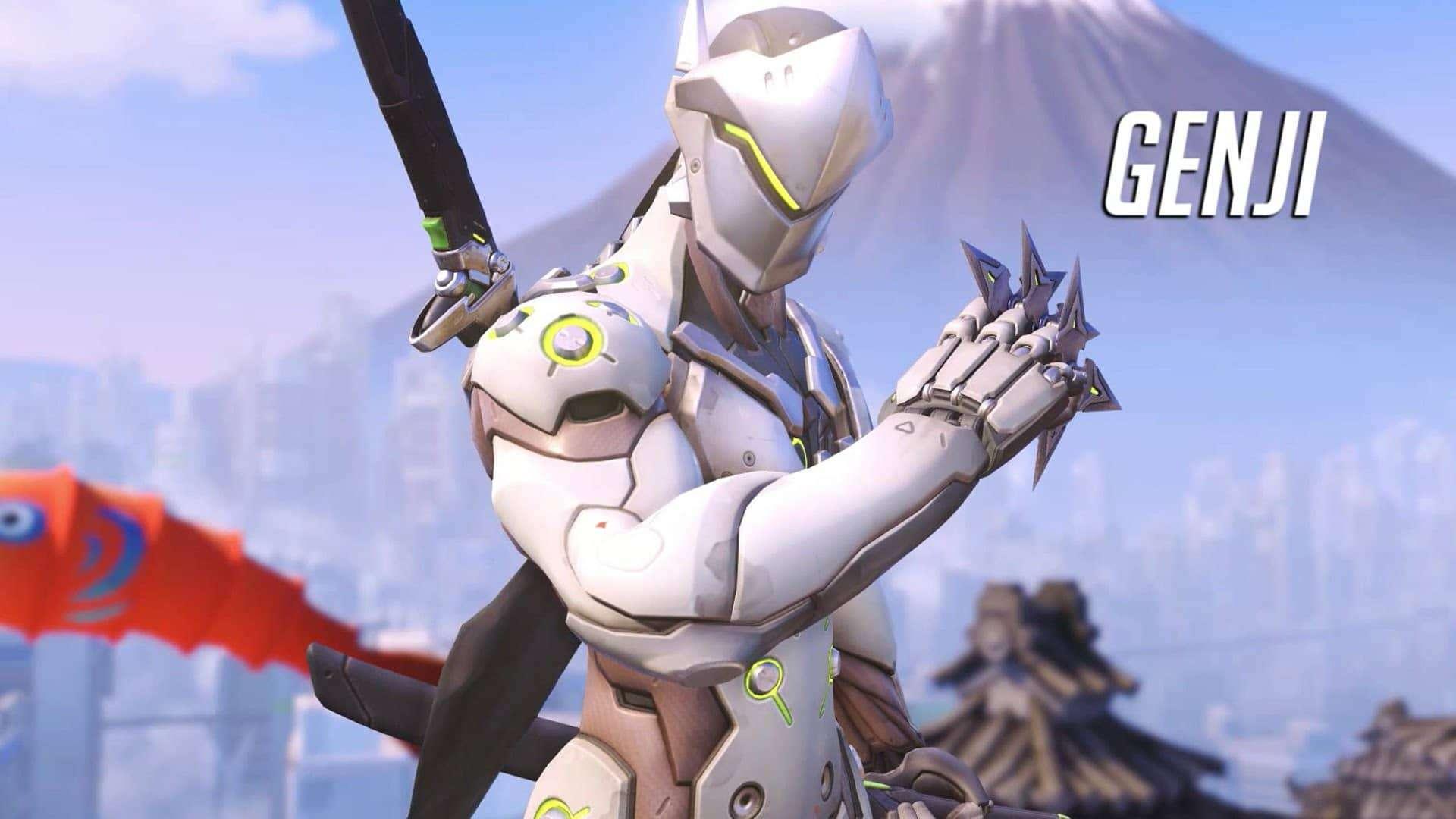 Genji, de Overwatch, chega a Heroes of the Storm