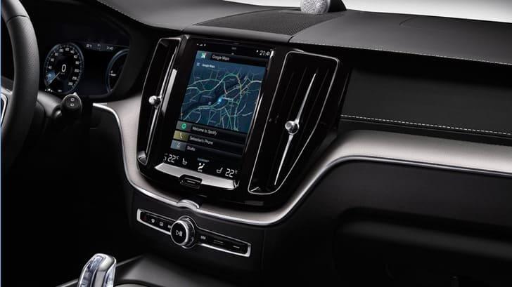Sistema de multimídia da Volvo será desenvolvido em parceria com o Google