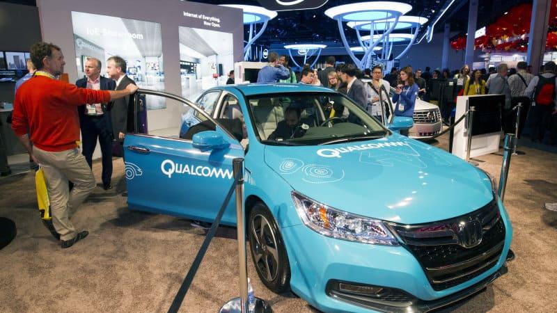 Qualcomm apresenta tecnologia de carregamento sem fio para carros elétricos