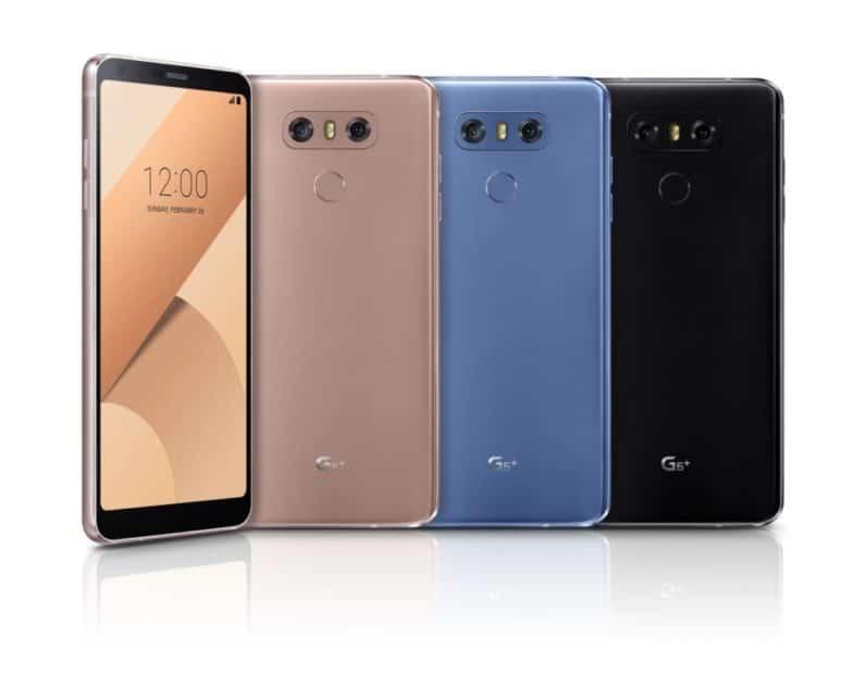 LG G6 ganha versão Plus, que é basicamente igual à versão original