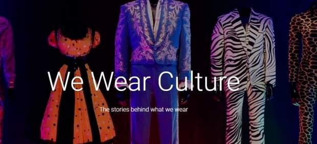 """6b89c178b Através de mais uma iniciativa do Arts & Cultural Institute, o """"We Wear  Culture"""" conta ..."""
