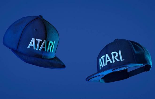 Atari desenvolve boné como você nunca viu antes — Speakerhat