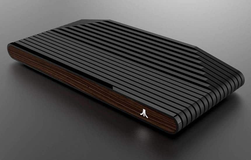 Atari divulga design do Ataribox