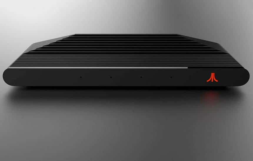 Atari revela design do Ataribox