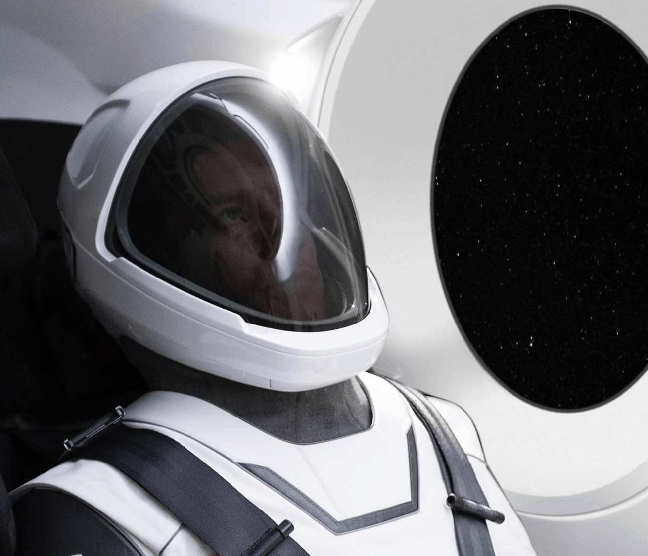 SpaceX apresenta o traje espacial do futuro