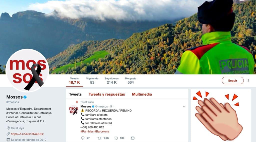 Número de mortos nos atentados da Catalunha subiu para quinze