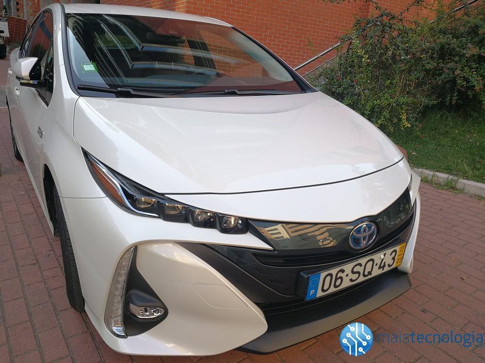 O Toyota Prius Chega Ao Mercado Renovado Em Termos Estéticos E Com Uma  Panóplia De Avanços Tecnológicos Que Lhe Conferem Exclusividade.