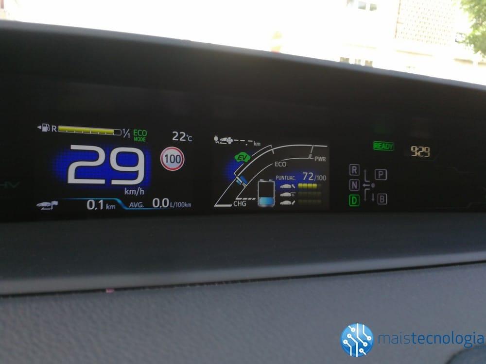 Toyota Prius Plug-in Hybrid 1.8 HSD (7)
