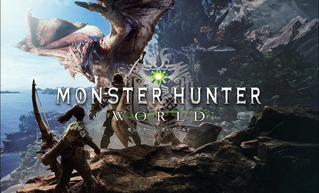 Vídeo de Monster Hunter World mostra nova região
