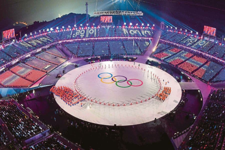 Jogos Ol 237 Mpicos De Inverno Alvos De Ciberataque