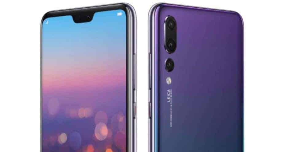 Huawei P20 será lançado amanhã, o que podemos esperar?