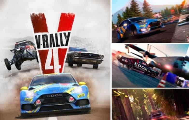 BigBen e Kylotonn lançam V-Rally 4