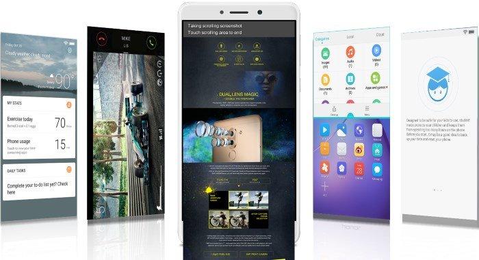 Huawei Honor 6x EMUI