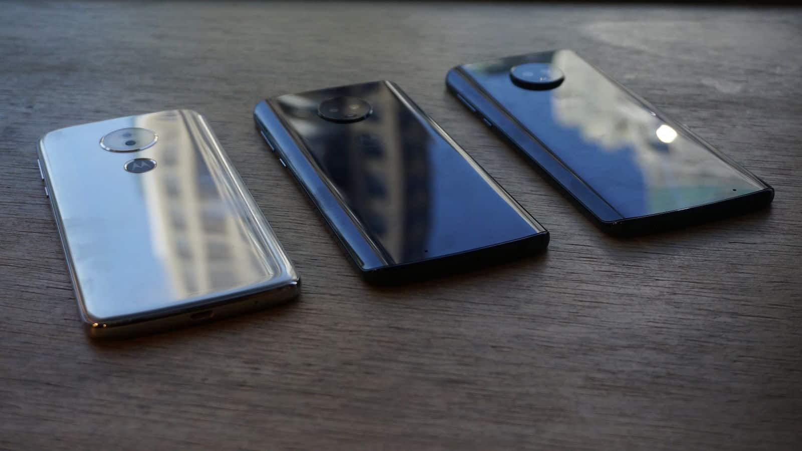 5c7d7664f Motorola  conheça os novos smartphones Moto G6