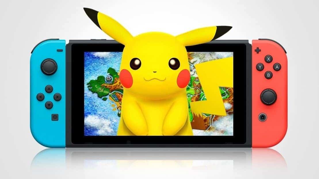 Novo Pokémon para Nintendo Switch pode ser anunciado ainda em maio