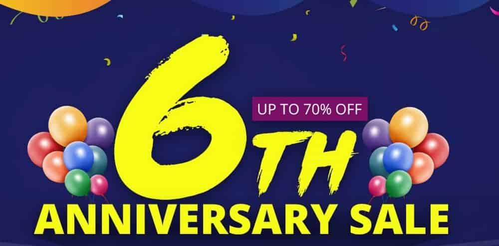 61f6a9821 Geekbuying festeja o 6º aniversário com excelentes promoções