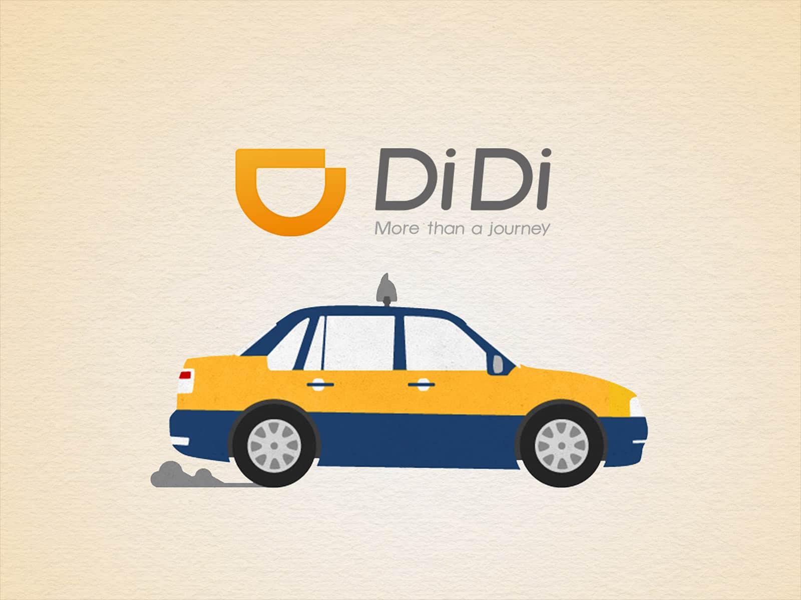 DiDi, a aplicação chinesa de partilha automóvel