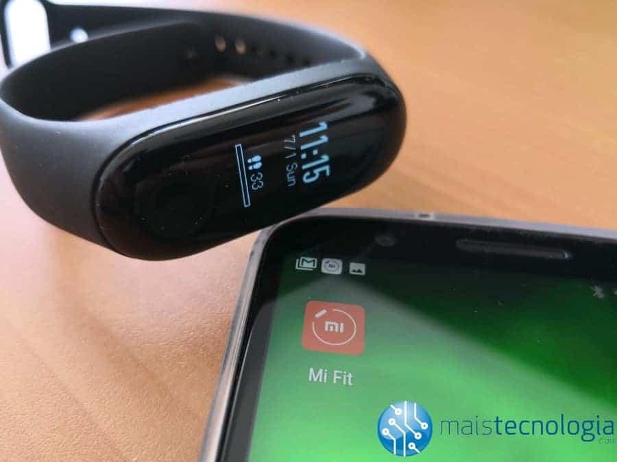 Xiaomi Mi Band 3 Como Passar Do Chinês Inglês Para Português Maistecnologia