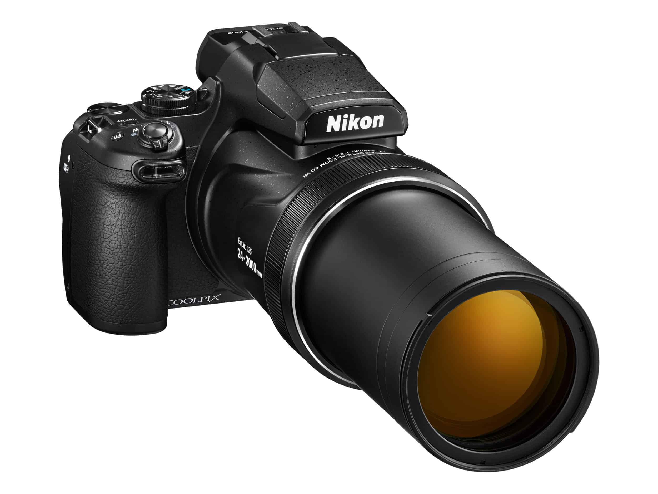 Câmera fotográfica P1000