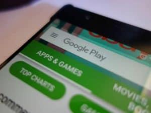Google faz mudança na Google Play