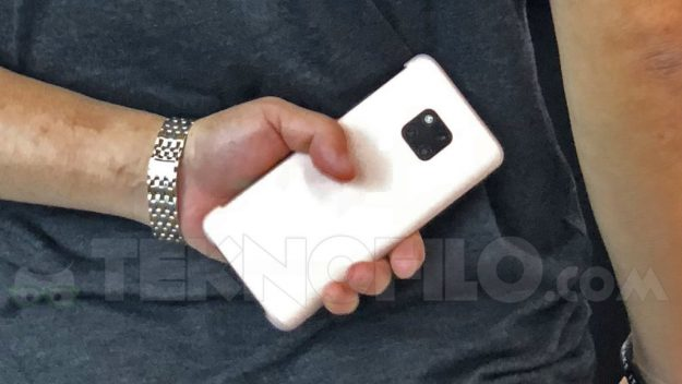 Huawei Mate 20: Já não há segredos com este vídeo
