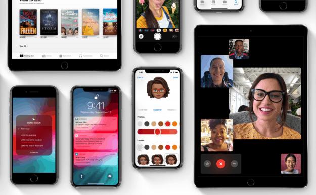 iOS 12 já foi lançado e encontra-se disponivel para download