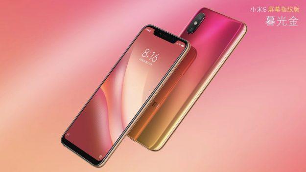 Xiaomi confirma que Mi 8 Pro será lançado mundialmente em breve
