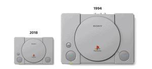 A Sony vai relançar a primeira PlayStation, 25 anos depois