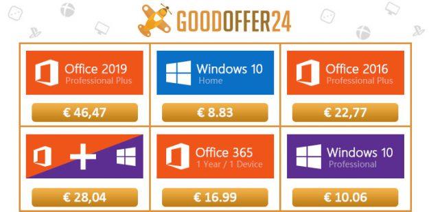 Promoção em Software: Windows 10 Profissional está por apenas 10,06€