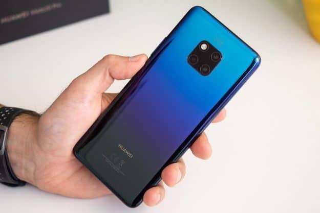 Hoje é dia de Huawei Mate 20 Pro: iniciam-se as vendas