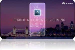 Apresentação do Huawei Mate 20 Pro: Acompanhe AQUI!