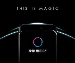 Honor Magic 2 aparece no TENAA com 8GB de RAM e seis câmeras