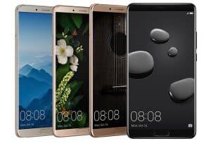 Huawei Mate 10 está recebendo o Android 9.0 Pie