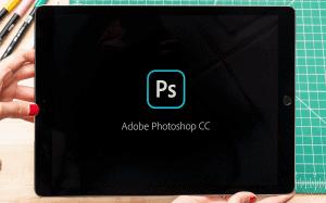 """O Photoshop """"verdadeiro"""" vai ser lançado para iPad"""