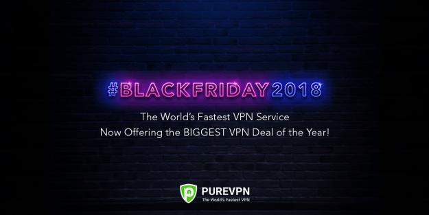 O melhor negócio de VPN na Black Friday: consiga 88% de desconto na PureVPN